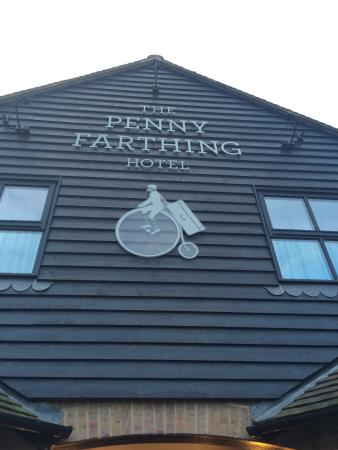 The Penny Farthing Hotel: photo0.jpg
