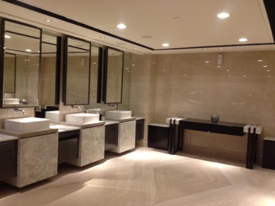 Toilet picture of sheraton grand jakarta gandaria city for City hotel design