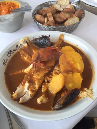bouillabaisse restaurant marseille