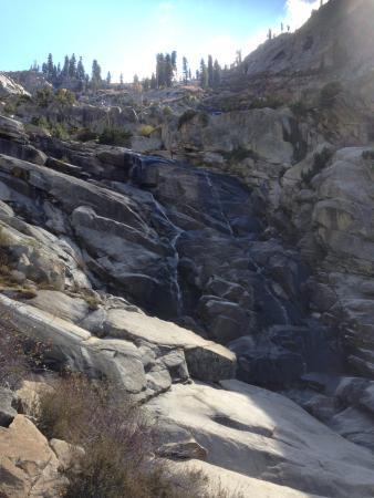 Tokopah Falls: Not much of Waterfall