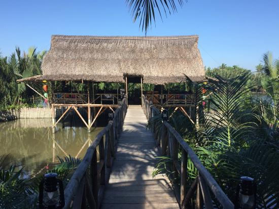 Entrance - Muca Hoi An Boutique Resort & Spa Photo