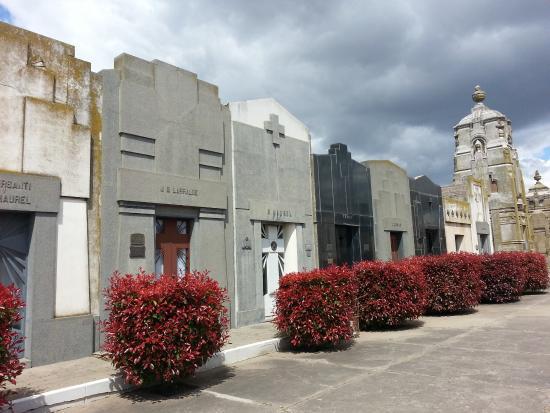 Pigue, Argentinië: Cementerio de Pigüé, Provincia de Buenos Aires