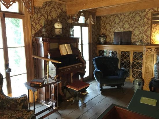 Jane Austen House Staten Island