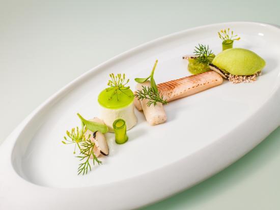 Restaurants Schoengruen: Forelle | Gurke | Dill