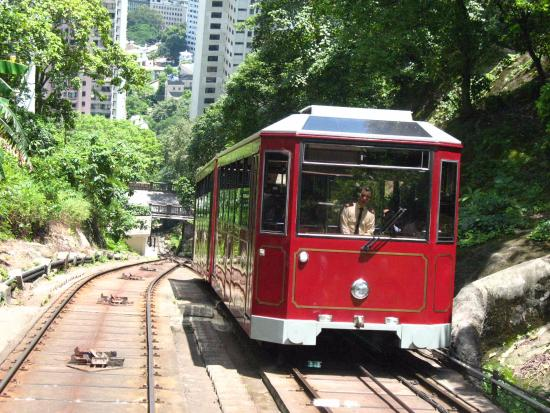 Peak Tram Fast-Track Guided Tour