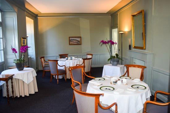 Vufflens-le-Château, İsviçre: Notre salle à manger