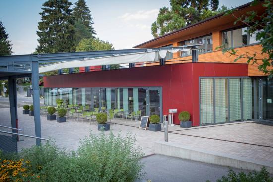 Unser Bistro am Rathausplatz in Eichgraben