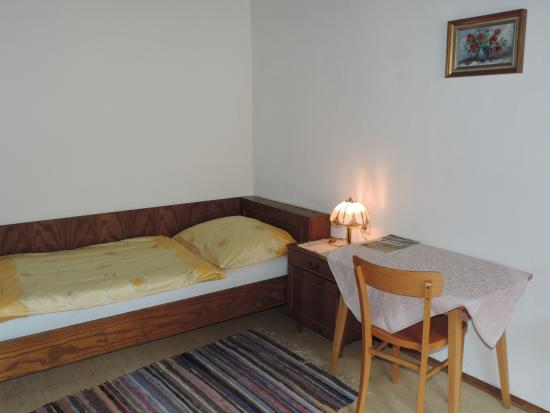 Privatzimmer Hubertushof Teufenbach: Einbettzimmer
