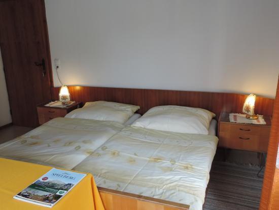 Privatzimmer Hubertushof Teufenbach: Zweibettzimmer