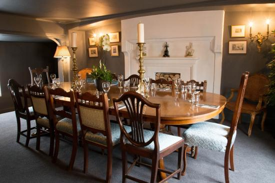 1 of 2 private dining rooms - picture of 185 watling st. pub