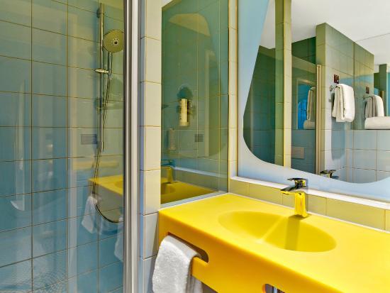 badezimmer bild von prizeotel hannover city hannover tripadvisor. Black Bedroom Furniture Sets. Home Design Ideas