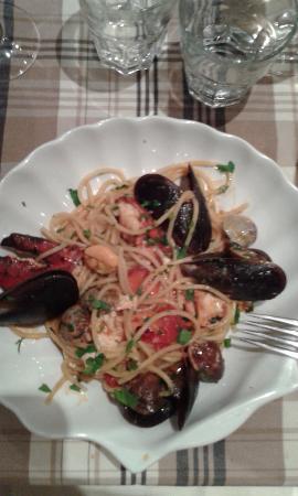 il pizzic8: Spaghetti all'astice