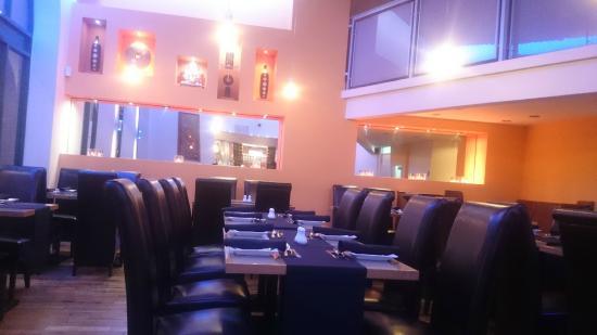Interior - Janaki Indian Cuisine: e