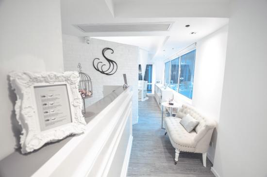 Sitting Area - Picture of Suavis Lash Bar, Hong Kong - TripAdvisor
