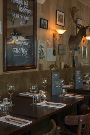 Bar-Bistro Sonnemans: Het Restaurant