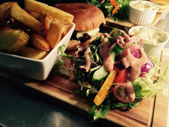 GT's Bar and Grill: Lovely food