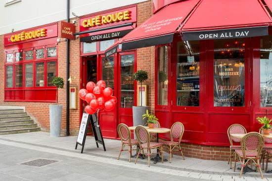 Cafe Rouge Portsmouth