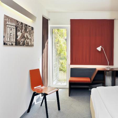 Gartenhotel Altmannsdorf Hotel 2: Standard Doppelzimmer