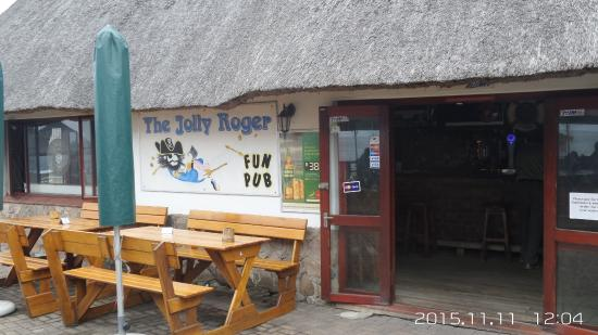 Hibberdene, Sudáfrica: The Jolly Roger