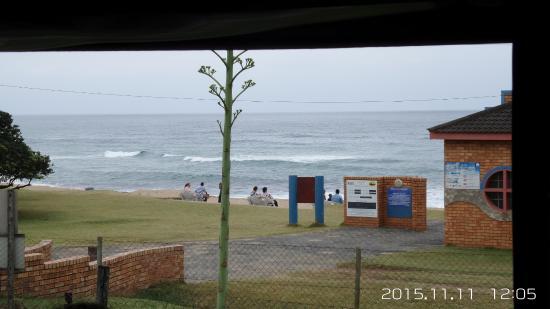 Hibberdene, Sudáfrica: The Jolly Roger sea view