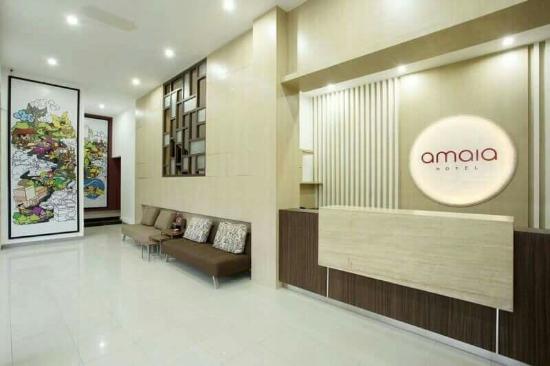 Amaia Lombok Hotel