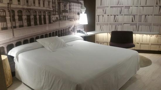 Hotel Abando - Picture of Hotel Abando, Bilbao - TripAdvisor