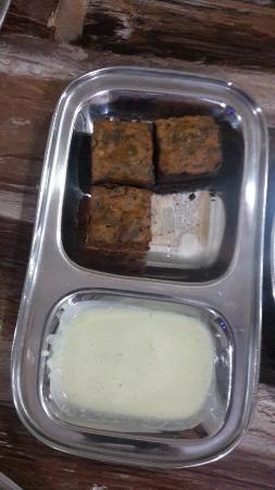 Bhau Joshi Bhojnalay: Kothimbir Wadi