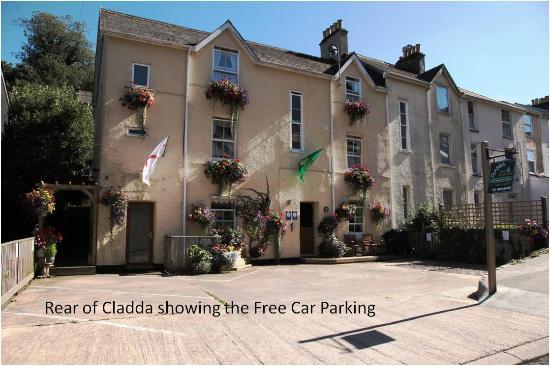 Cladda: Car Park