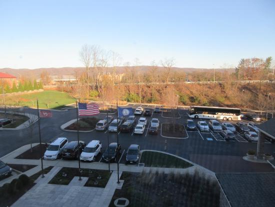 New walkin shower Picture of Hilton Garden Inn Blacksburg