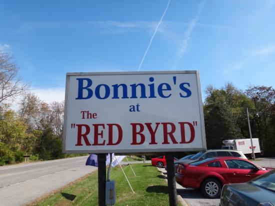 Keedysville, MD: Restaurant signage