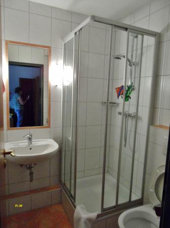 Biberach, Tyskland: De badkamer .
