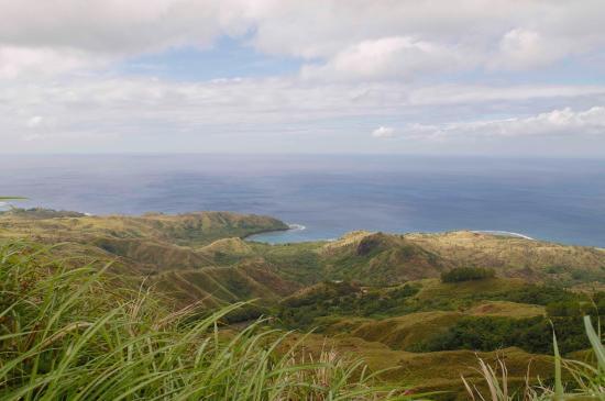 Agat, Mariana Islands: Mt Jumullong Mangloからの景色