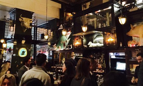 The Breslin Bar