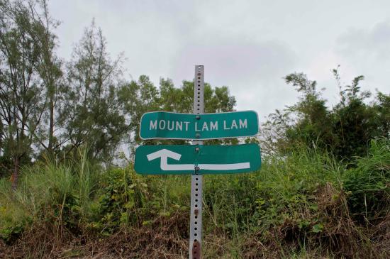 Agat, Mariana Islands: LamLamの標識