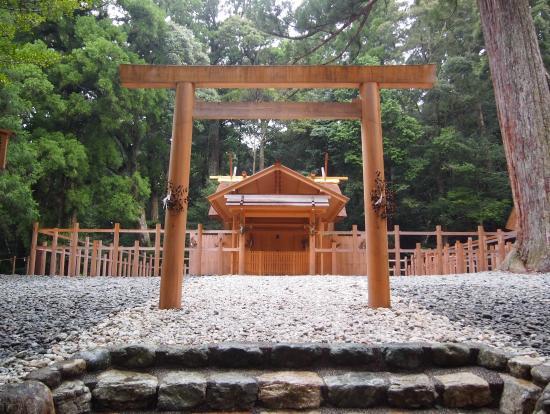 Taiki-cho, Japan: 神聖な