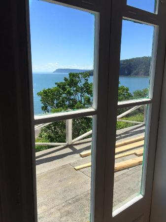 Parrsboro, Canadá: view from one of the rooms