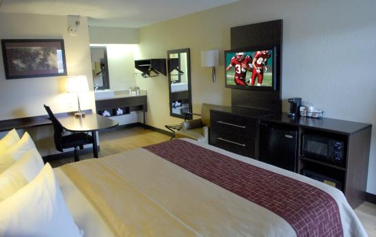 Red Roof Inn Toledo - Maumee: Superior King