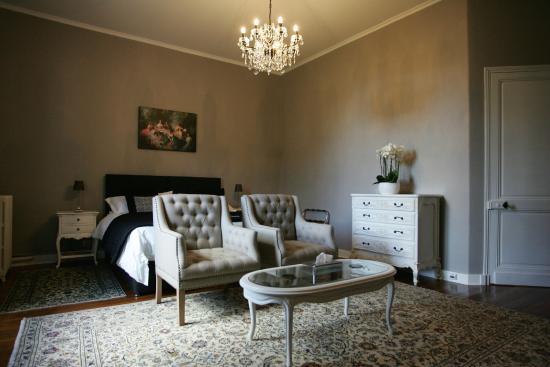 Couze-et-Saint-Front, Франция: King Room
