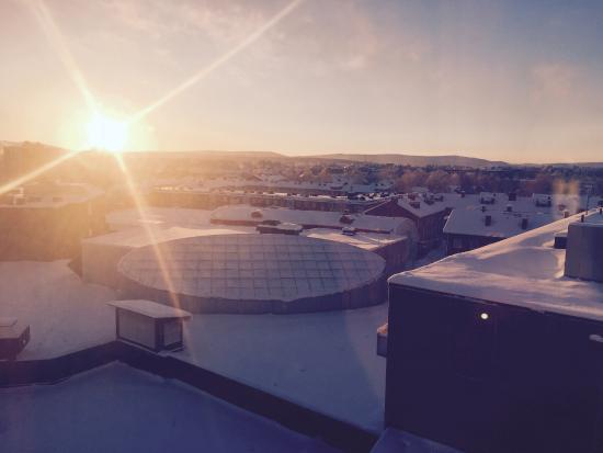 Boden, السويد: View from room