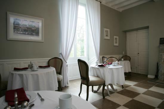 Couze-et-Saint-Front, Франция: Breakfast