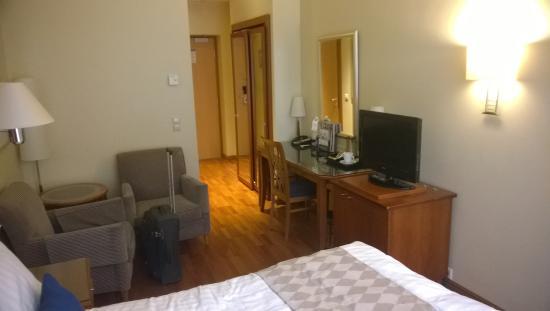 Radisson Blu Ridzene Hotel: Kamer