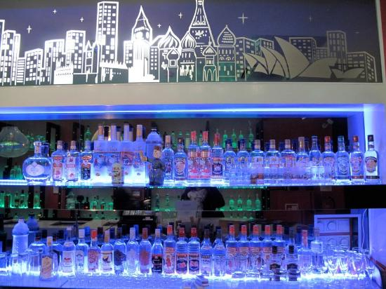 Vodka Museum Amsterdam: Vodka museum bar