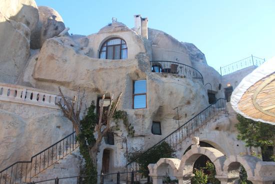 Ayvali, Turquie : Gamirasu Cave Hotel