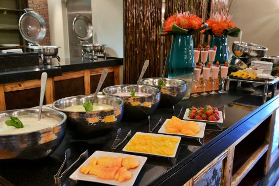 Breakfast Buffet Picture Of Protea Hotel Cape Town