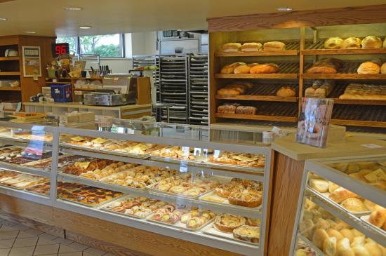 Seven Sisters Coffee Cake - Picture of O&H Danish Bakery ...