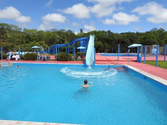Sao Joao do Oeste, SC: piscina externa