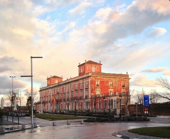 Palacio del infante don luis fotograf a de palacio del - Residencia boadilla del monte ...