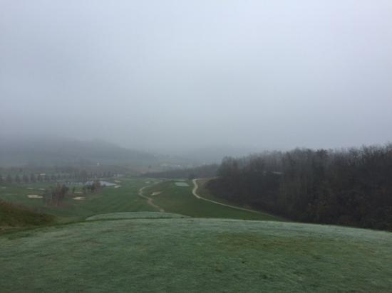 Golf Feudo di Asti: vista da buca 11