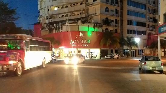 Hotel Acamar Acapulco: экстерьер