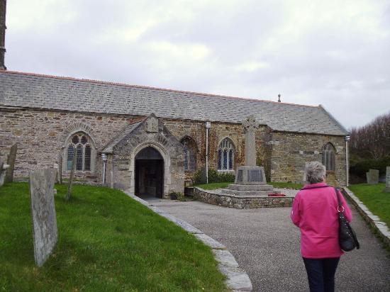 St.Columb Minor Parish Church
